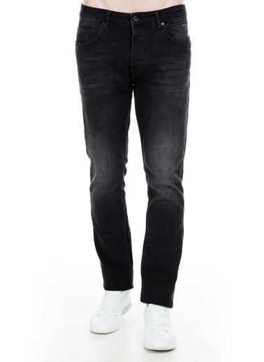 Five Pocket Jean Pantolon Siyah